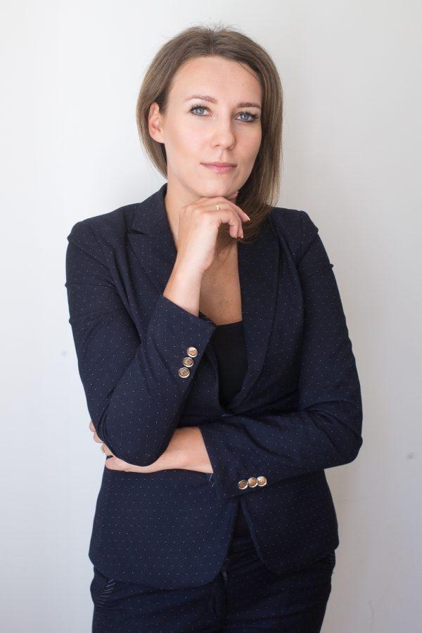 Paulina Anuszkiewicz Warszawa Mokotów